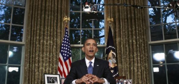 Obama se dirige a la nación desde el Despacho Oval | Edición ... - elpais.com
