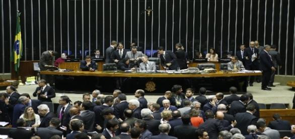 Câmara dos Deputados (créditos: camara.gov)