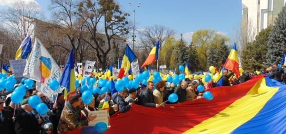 Campania Reunirii cu Basarabia este din ce în ce mai puternică