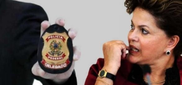 Dilma Rousseff teve empresa suspeita em campanha