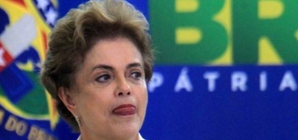 A primeira presidente mulher do Brasil sofre um processo de impeachment