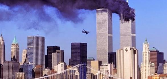 Atentados acontecidos em 2001, que deixou milhares de vítimas