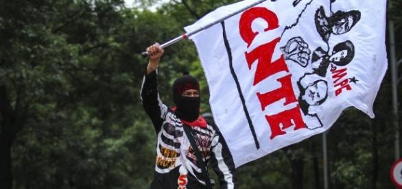 CNTE, con burlas y amenazas buscan ampliar su base en Jalisco.