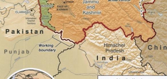 El estado de Jammu y Cachemira, tierra de conflictos desde 1947