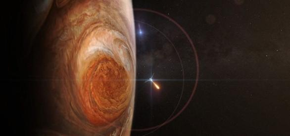 Juno, welcome to Jupiter': Nasa probe makes history | Ancient Code - ancient-code.com