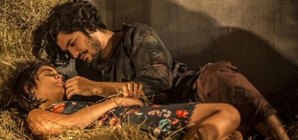 Miguel e Olívia continuam próximos (Gshow)