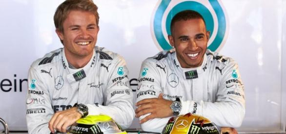 News: Lewis Hamilton and Nico Rosberg, New IWC Ambassadors ... - watchcollectinglifestyle.com