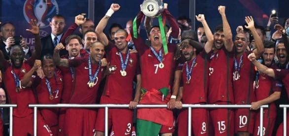 Portugal venció por la mínima a Francia y conquistó la Eurocopa por primera vez en su historia