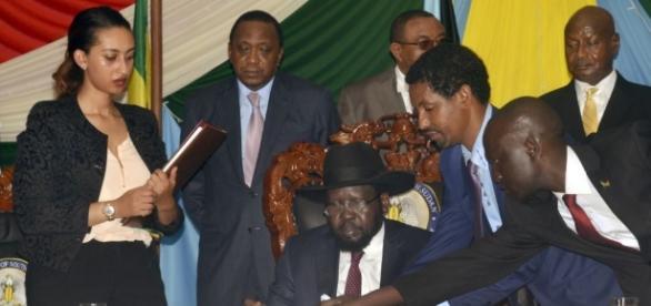 South Sudan rebel leader to return to Juba - voanews.com