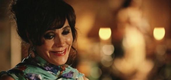 Christiane Torloni em cena na novela Velho Chico.