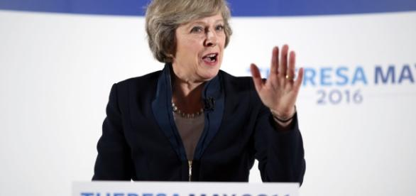 Despite her position as Conservative Party leader, Theresa May lacks a mandate to lead