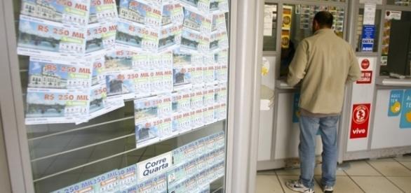 Governo planeja a privatização dos jogos da Caixa