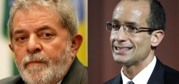Lula e Marcelo Odebrecht são investigados pela Polícia Federal