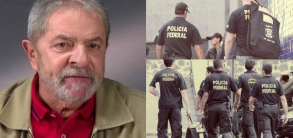 Lula entra na mira da Polícia Federal