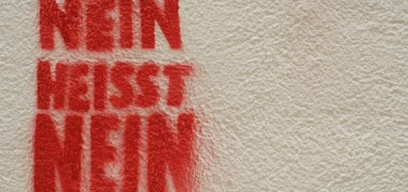 Nein heisst NEIN! Foto & Bild | Motive, Kunstfotografie & Kultur ... - fotocommunity.de