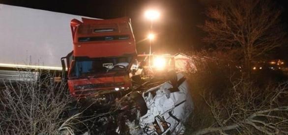 O acidente chocou a comunidade portuguesa