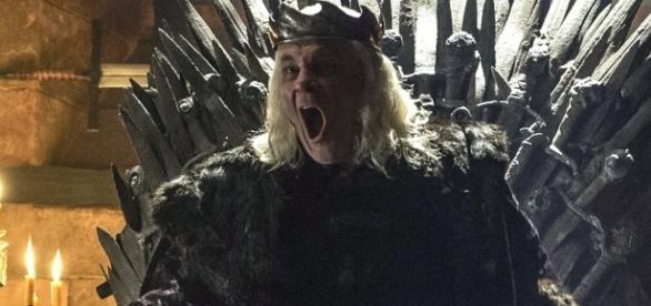 Rei Aerys Targaryen II, conhecido como Rei Louco