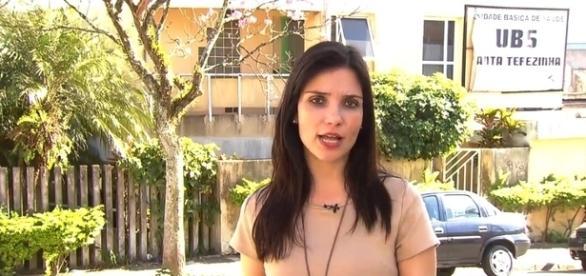 Reportagem da Globo entrevistou médico da UBS
