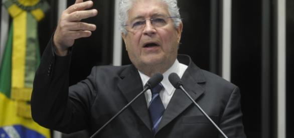 Senador Roberto Requião (Foto: Moreira Mariz/ Agência Senado)