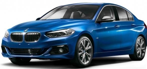 Sete centímetros maior que o A3 Sedan, da Audi, o novíssimo BMW Série 1 Sedan pode ganhar cidadania brasileira