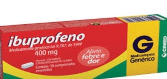 Substância é encontrada em analgésicos e anti-inflamatórios (Google imagens)