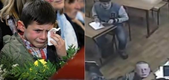 Aluno morre em sala de aula durante ataque homofóbico