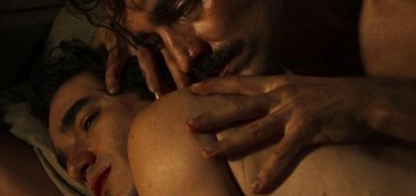 Cena de sexo em 'Liberdade Liberdade' bombou na internet