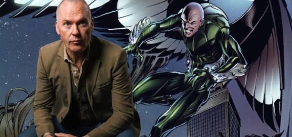 Confirmado: Michael Keaton será Vulture, el gran villano de ... - tucinevip.com