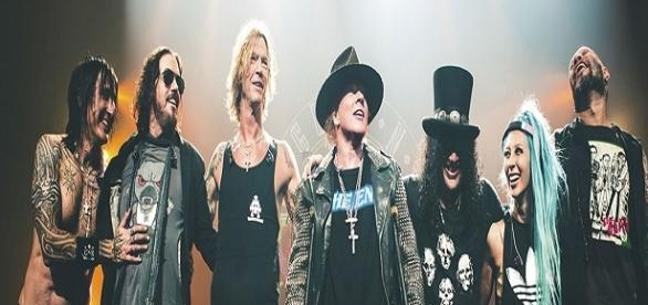 Guns N' Roses vuelve a América Latina