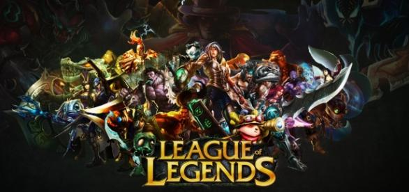 League of Legends é o jogo mais jogado do mundo.