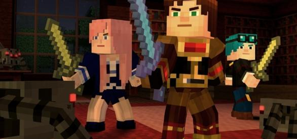 Minecraft: Story Mode - A Telltale Games Series on Steam - steampowered.com