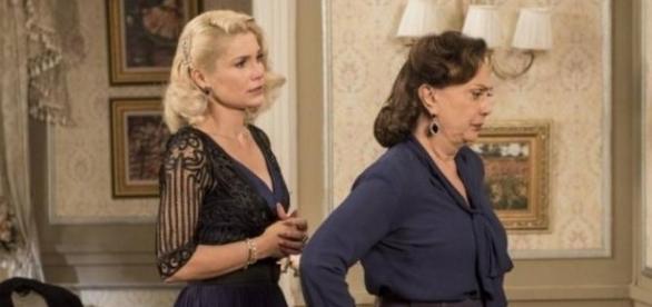 Sandra tenta internar Anastácia em hospício