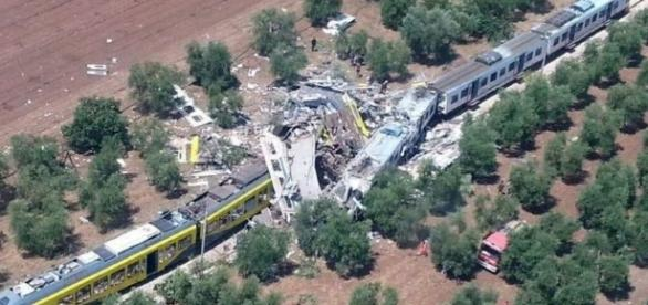 Accidente ferroviario mortal en Italia