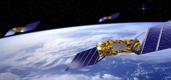 Constelación de satelites para el 5G