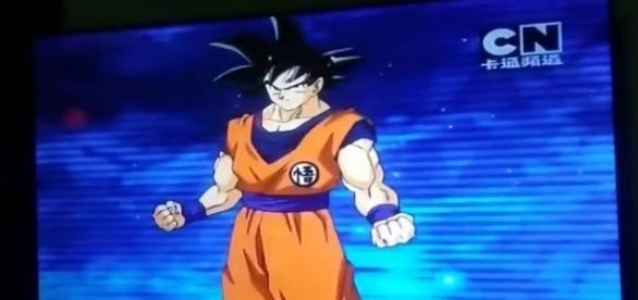 Dragon ball super en Cartoon Network.