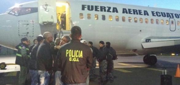 Ecuador concluyó la deportacion de los inmigrantes cubanos