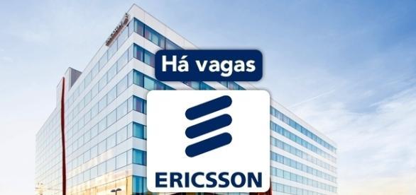 Ericsson está contratando em vários países - Foto: Reprodução Consolis