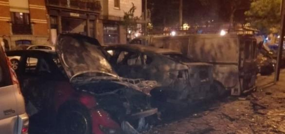 Explosões realizadas na zona onde moram portugueses
