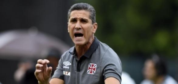 Jorginho, técnico do Vasco. Foto: Internet.