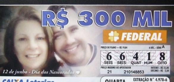 Loteria Federal 05092 e Mega-Sena 1836: veja os resultados