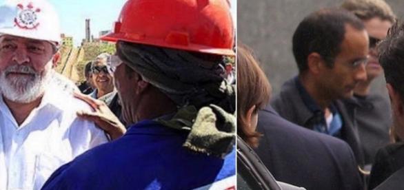 Lula e Marcelo Odebrecht: negócios bilionários