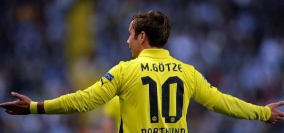 Mario Gotze a un paso de regresar al Borussia Dortmund ... - peru.com