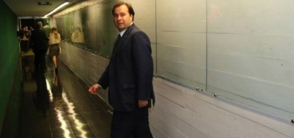Rodrigo Maia, atual presidente da Câmara, defende legalização dos jogos nos grandes centros urbanos