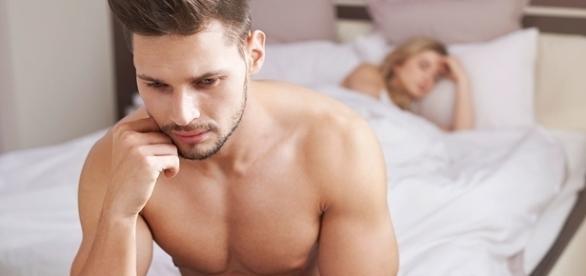 Problema maior não é ser ruim de cama e sim não melhorar