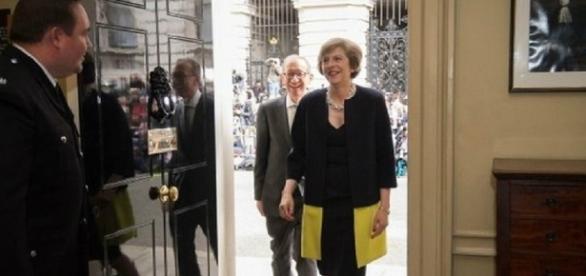 Theresa May și-a luat job-ul în primire