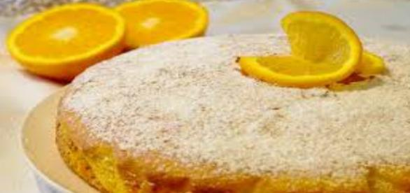 Torta All'Arancia e yogurt...una delizia!