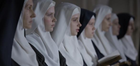Um drama da vida real de freiras polonesas que foram violentadas