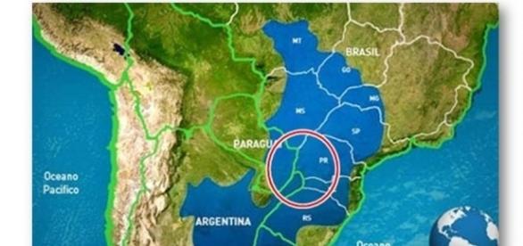 Argentina tiene la tercera reserva de agua dulce mas grande del mundo