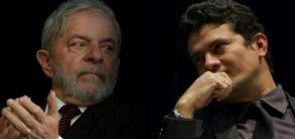 Moro x Lula no Supremo Tribunal Federal