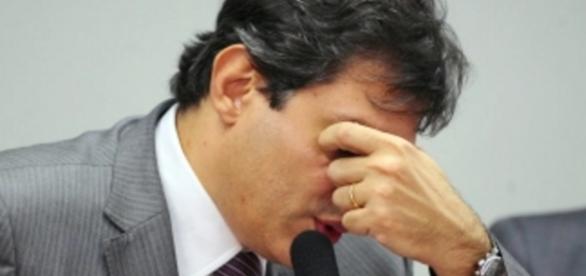 Fernando Haddad - Imagem/Google
